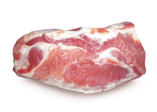 Pork collar boneless