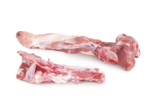 Pork tail